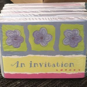 Party Invitation Bundle